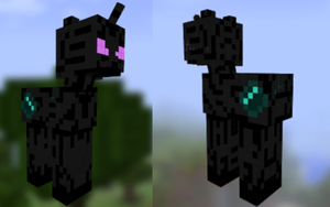 Ender Mane pack by Grimmjow-thesexta