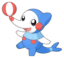 Dolphin water starter by Kyle-Dove