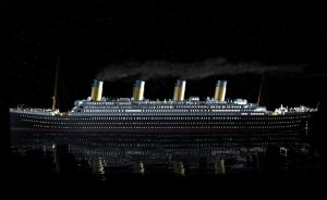 RMS Titanic by WaskoGM