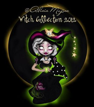 Luna Witch Collection 2012 by lunamagia