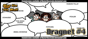 AT4W: Dragnet 4 by MTC-Studio