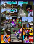 Minecraft: The Awakening Ch3 - 4 by TomBoy-Comics