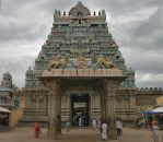temple for Lord Vishnu by katymousso