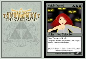 HBT Card Game - Mable by Mellomeme