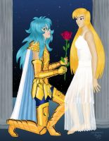 Aphrodite and June for DHC by stayka
