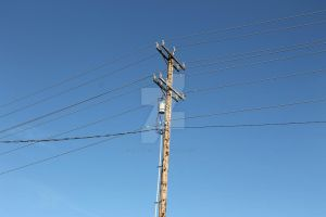 Powerlines by shapesofabullet