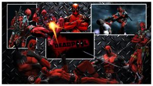 Deadpool-O-Rama by PsychosisEvermore