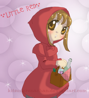 Contest Entry: Little Red by KitsuneRenaChan