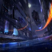 Stereo Space by Hideyoshi