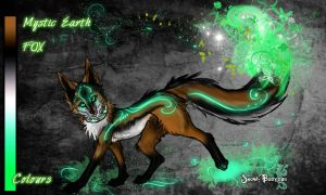 Mystic Earth FOX Adopt CLOSED by Snow-Body