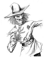 Scarecrow by Deviator77