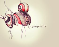 cybotage 2012 by Benaddiction