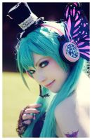Vocaloid : Miku Magnet Version by beethy