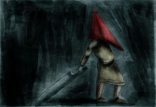 Pyramid Head by Lime88