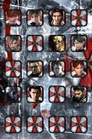 Resident Evil Wallpaper by TheScarecrowOfNorway