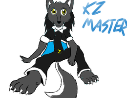 Kzmaster Art Trade by MyseriousMystogan