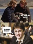 Harry Potter nailed by rumper1