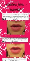 Rainbow Lipstick Tutorial by Vivalamarlier