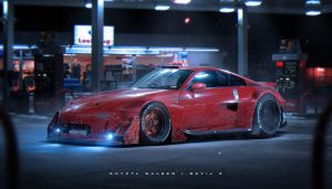 DEVIL Z by The--Kyza