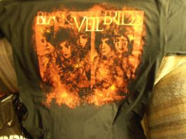 Well I gots another BVB shirt....XD by A7XFan666