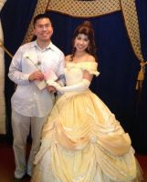 Spreading The Magic - Part 7: Belle by SantosPhillipCarlo