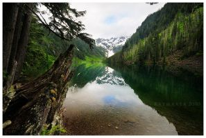 Goat Lake by Raymaker