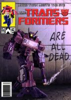Transformers Shockwave by sydew