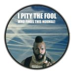 Mr. T Chemtrails by Babs9