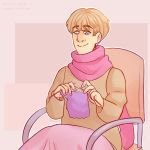 Aph Russia Knitting by Miss-Ponytails