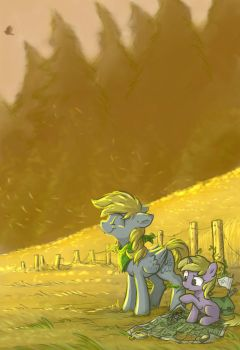 off the paths by onkelscrut