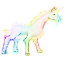 Iricorn colored by NetherStray