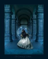 The Lament of Luthien by eslupme