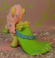 Gala Fluttershy G4 Custom Blind Bag MLP by SanadaOokmai