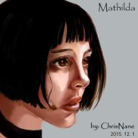 Mathilda by chrisnane