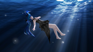 Um Hatsune Miku Deep Sea Girl Ver DL by MeltLin