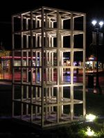 Modular Piece at Night #1 by EnthusiasmShared