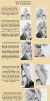 Tutorial- Hair and Background by malicon
