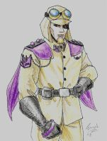 Major Blitzwing? by eabevella