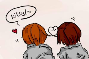 Brotherly Love hetalia by moondrop1XD