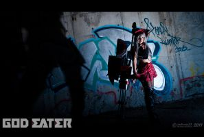 God Eater - Alisa by nutcase23