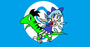Happy Cirno Day by novastartherapter