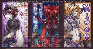 COM- Heesk Badges by carnival