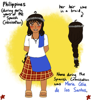 [HETAOC] Younger Philippines by melonstyle
