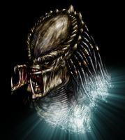 The Predator Colored by LordLazarusX