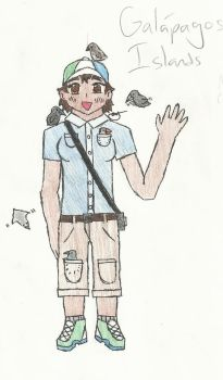 Hetalia OC-Galapagos Islands (CRITIQUES WANTED) by AdmiralNighton