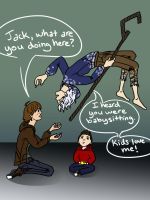 Hiccup Babysitting by NedlyDeadly