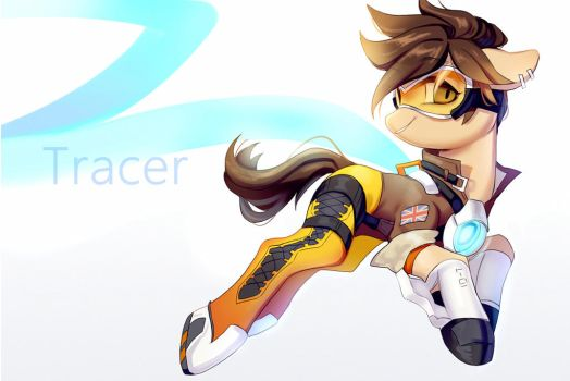 Tracer by RosyCanvas