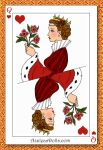 Katherine Parr - Queen of the Deck by TheArtisticProphet