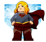 Commission - Supergirl by hostage-fiver