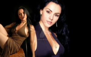 Ivonne Montero BackGround by pitercr